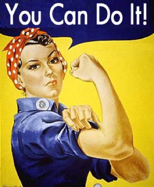 Werk it out gurl!!!!!  (source)